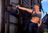 Silvia Saint - Guns sets