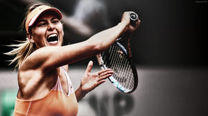Maria Sharapova (French Open in Paris 2014) Wallpaper x1HQ