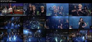 Girls' Generation - Late Show 01/31/2012