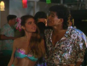 Denise Richards - Saved By The Bell (bikini top)