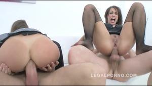 anal legal porno - Nikita Bellucci, Angel Karyna – (LegalPorno) – Anal & DP 4some for Legal  Porn SZ1121, 2on2, 2016