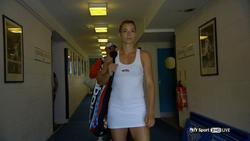 Camila Giorgi & Caroline Wozniacki  WTA HD 19-06-14