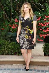 "Kristen Bell -  ""HOUSE OF LIES"" PRESS CONFERENCE PORTRAITS"
