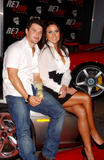 Nadia Bjorlin @ Redline The Movie presents Wyclef Jean & Friends event 2/12/07