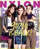 The Girls of 90210 in Nylon Magazine