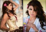 Haifa Wahby from the Arabic reality Show Al-Wadi. Foto 112 (Хайфа Уахби от реальности Арабская Показать аль-Вади. Фото 112)