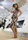 Тамара Экклстоун, фото 199. Tamara Ecclestone opens the Tullett Prebon London Boat Show at ExCel in London - 06.01.2012, foto 199
