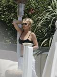 candid with black bikini top - Lindsay Lohan Red bikini Candids july 22 Foto 1108 (���������� � ������ ��� ������ - ������ ����� ������� Bikini Candids 22 ���� ���� 1108)