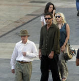 Scarlett Johansson on the Set of Woody Allen's New Movie in Spain, 7/31/07 - 8 HQ