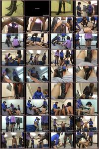 BO-089 Earnest makes a man to miserable JAV Femdom